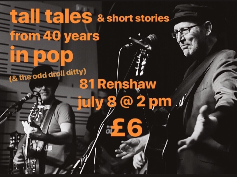 Liverpool - An Audience with Henry P (Sunday afternoon event) @ 81 Renshaw Street   England   United Kingdom
