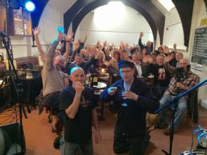 Thonton Hough (Wirral) Village Club SOLD OUT @ Thornton Hough Village Club | Thornton Hough | United Kingdom
