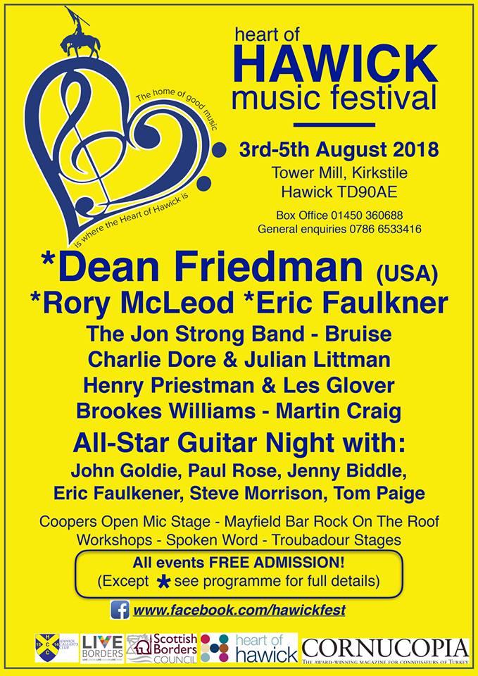 Hawick Festival @ Hawick | Scotland | United Kingdom